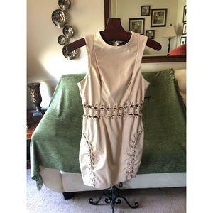 Peach/Beige Guess Dress!! NWT